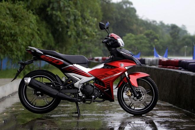 Yamaha Exciter 150 gia khoang 30 trieu dong tai Indonesia hinh anh
