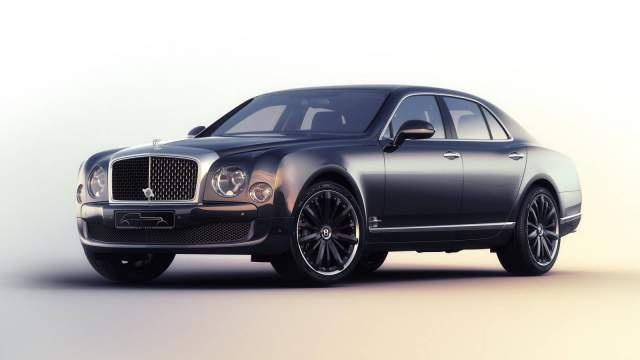 Bentley trinh lang xe sieu sang Mulsanne phien ban dac biet hinh anh