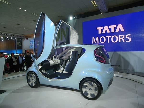 Một sản phẩm của hãng xe Ấn Độ Tata Motor.