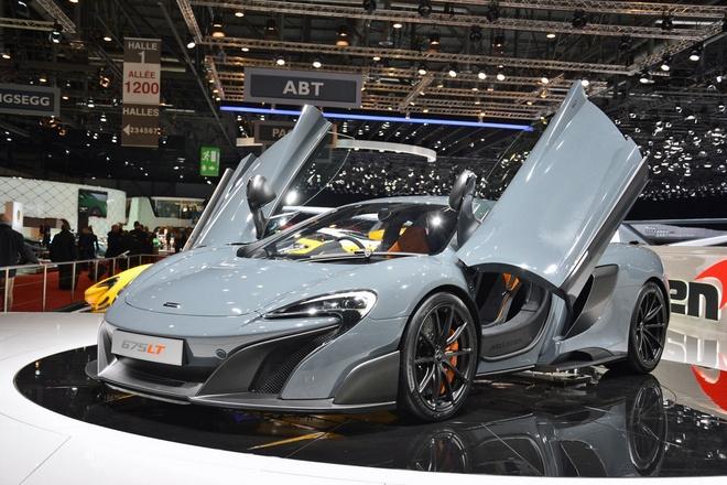 Sieu xe McLaren manh nhat het hang hinh anh