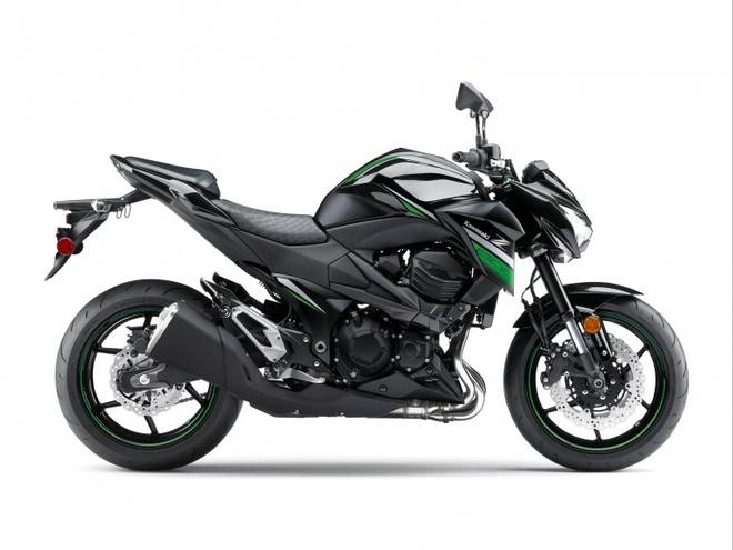 Kawasaki Z800 ABS 2016 co gia tu 8.400 USD tai My hinh anh