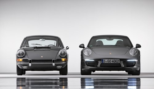 3 ly do thiet ke Porsche 911 tro thanh huyen thoai hinh anh 2