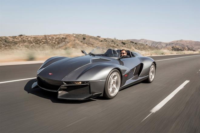 Rezvani Beast - sieu xe the thao lay cam hung tu Lamborghini hinh anh 1