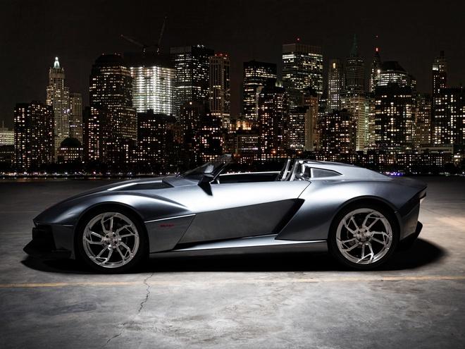 Rezvani Beast - sieu xe the thao lay cam hung tu Lamborghini hinh anh 5