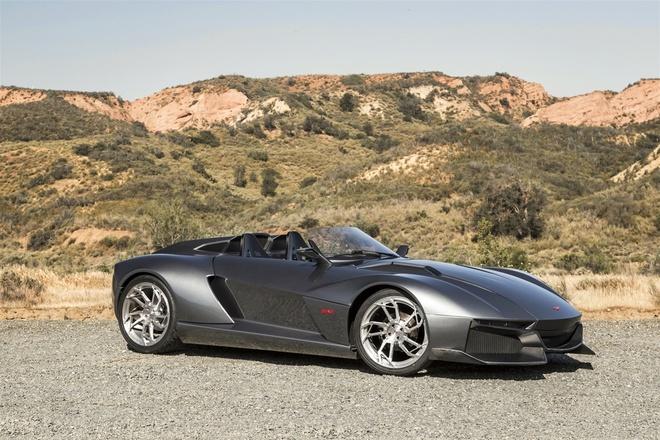 Rezvani Beast - sieu xe the thao lay cam hung tu Lamborghini hinh anh 3