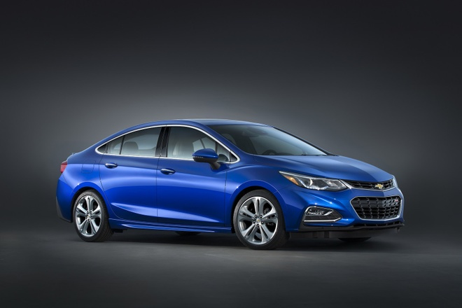 Video chi tiet Chevrolet Cruze 2016 hinh anh