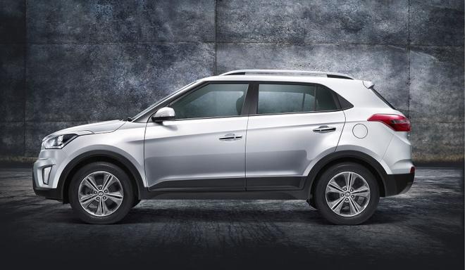 Hyundai gioi thieu SUV co nho Creta hinh anh