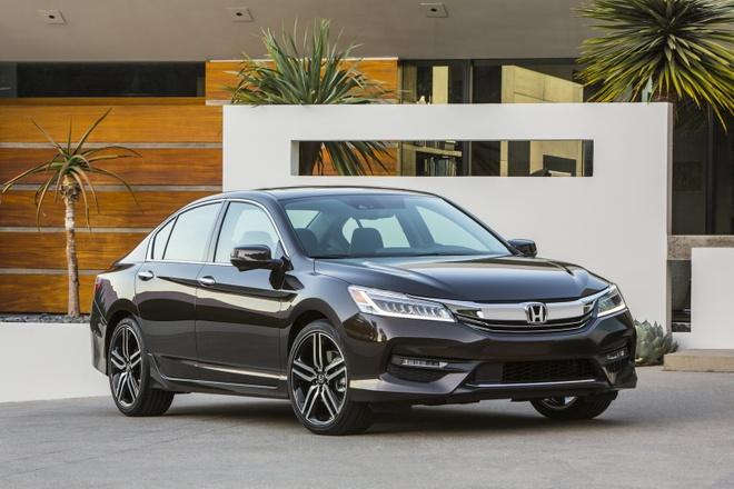 Honda Accord 2016 nhan nhieu nang cap sang gia hinh anh