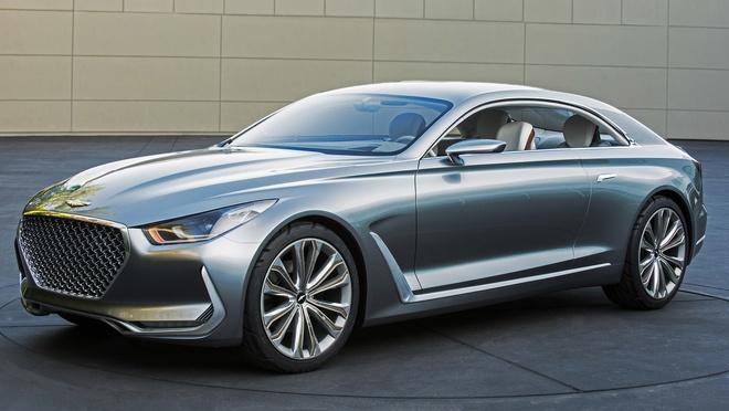 Hyundai gioi thieu xe concept 2 cua moi hinh anh