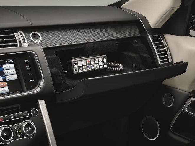 Range Rover Sentinel - SUV chong dan hang sang hinh anh 8 Range Rover Sentinel sẽ được bán tại Anh, châu Âu, Nam Mỹ, châu Phi va Trung Đông.