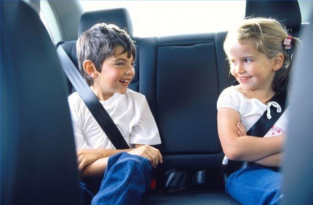 Toyota to chuc thi anh that day an toan hinh anh 1 Thắt dây an toàn là thói quen cần thiết khi ngồi lên ôtô.