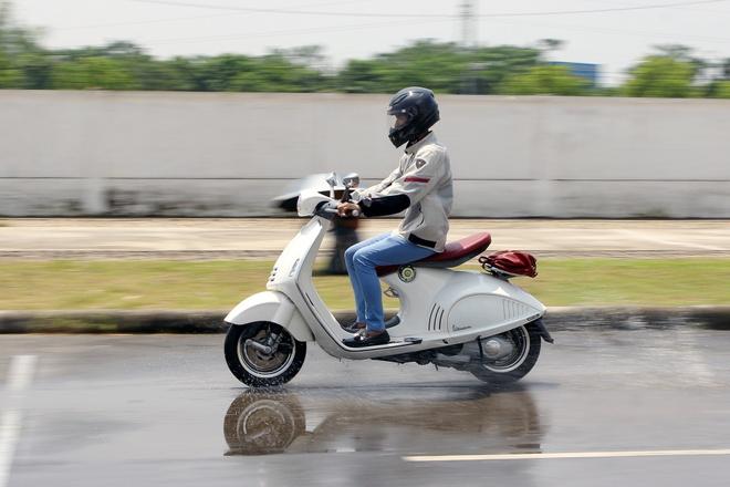 Trai nghiem ABS tren xe tay ga 125cc dat nhat Viet Nam hinh anh