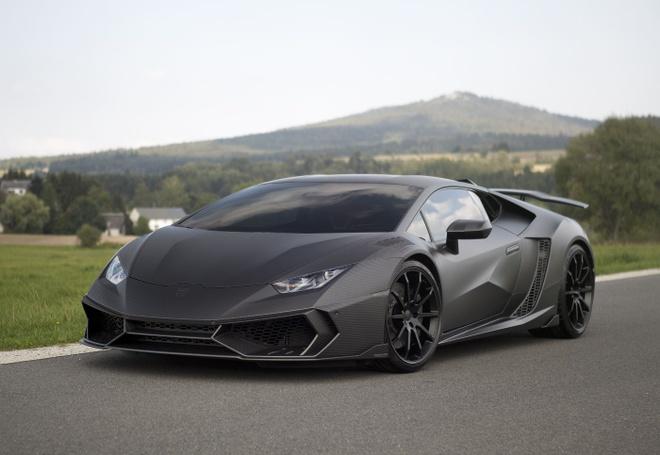 Sieu xe Lamborghini Huracan do cong suat manh gap doi hinh anh