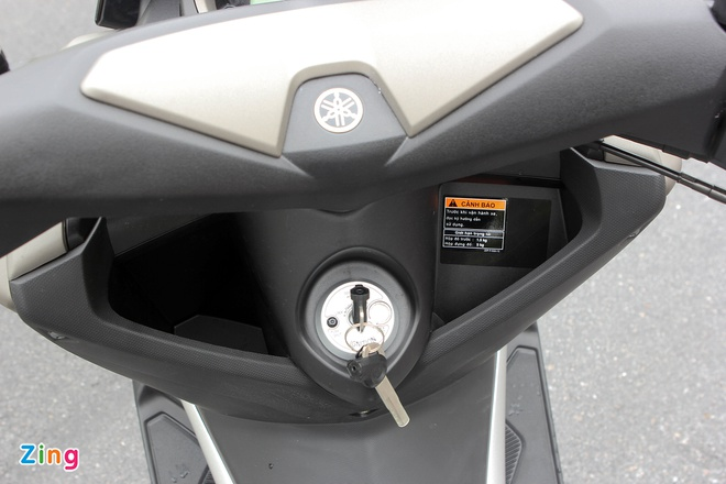 Chi tiet Yamaha NM-X - xe ga trang bi ABS gia 80 trieu dong hinh anh 5