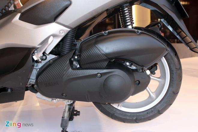 Chi tiet Yamaha NM-X - xe ga trang bi ABS gia 80 trieu dong hinh anh 10
