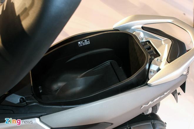 Chi tiet Yamaha NM-X - xe ga trang bi ABS gia 80 trieu dong hinh anh 8