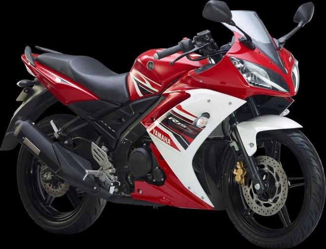 Yamaha ra mat R15 phien ban dac biet hinh anh 1