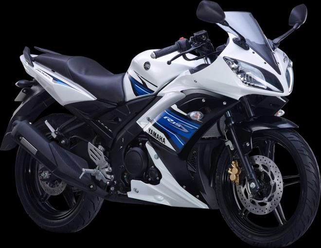 Yamaha ra mat R15 phien ban dac biet hinh anh 3