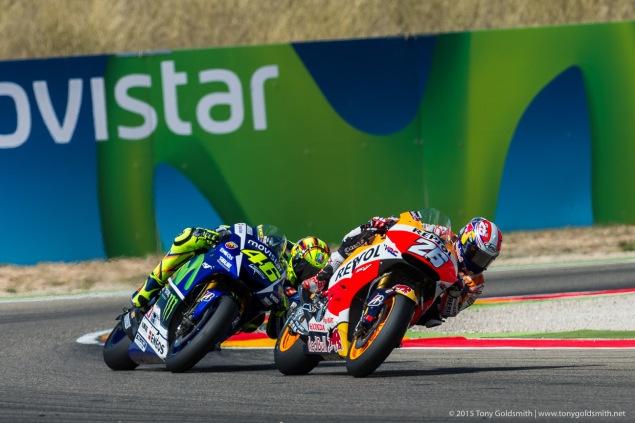 Chang 14 MotoGP: Lorenzo ve nhat, Marquez nga ngua hinh anh 2
