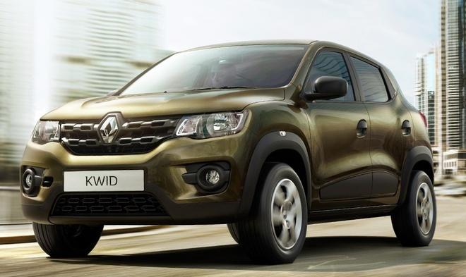 Oto An Do 100 trieu: Su that khien dan Viet khong dam mua hinh anh 1 Nhờ nội địa hóa tới 98% và sản xuất tại Ấn Độ nên Renault Kwid mới có mức giá rẻ như vậy.