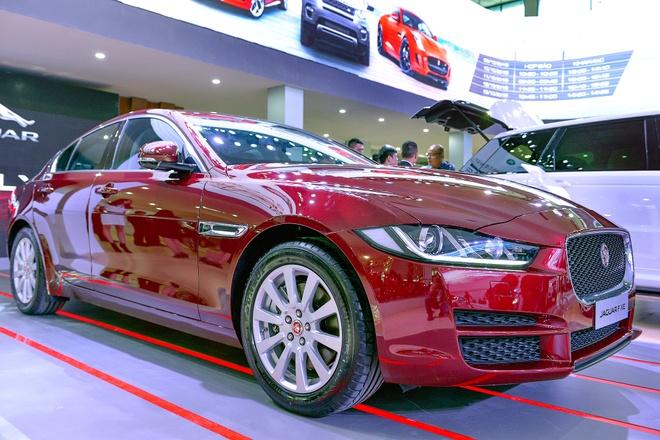 Can canh Jaguar XE: Xe sang gia mem tai VN hinh anh