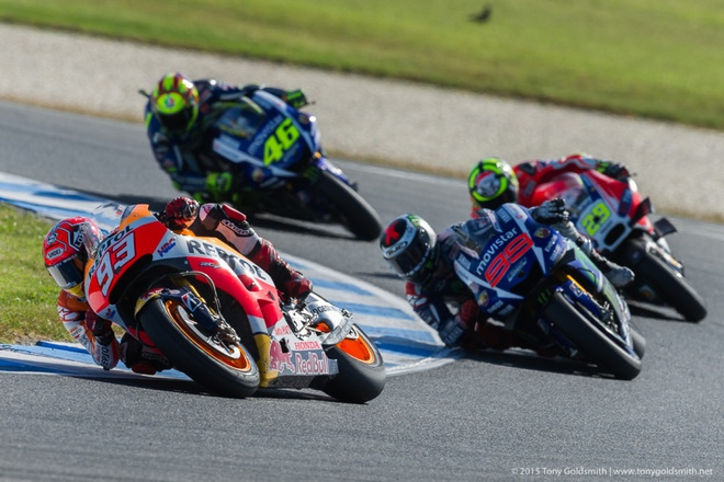 Chang 16 MotoGP: Cuoc dua tu hung dinh cao hinh anh