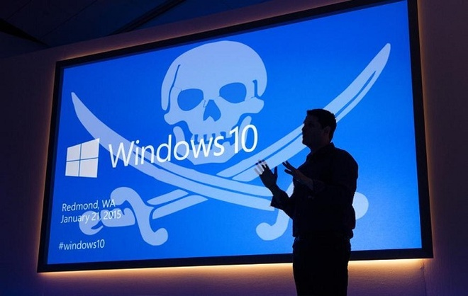 Microsoft loi keo nguoi dung 'lau' len doi Windows 10 hinh anh