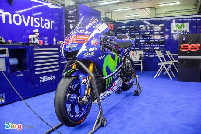 Yamaha YZR-M1 - sieu moto on dinh nhat MotoGP 2015 hinh anh 1