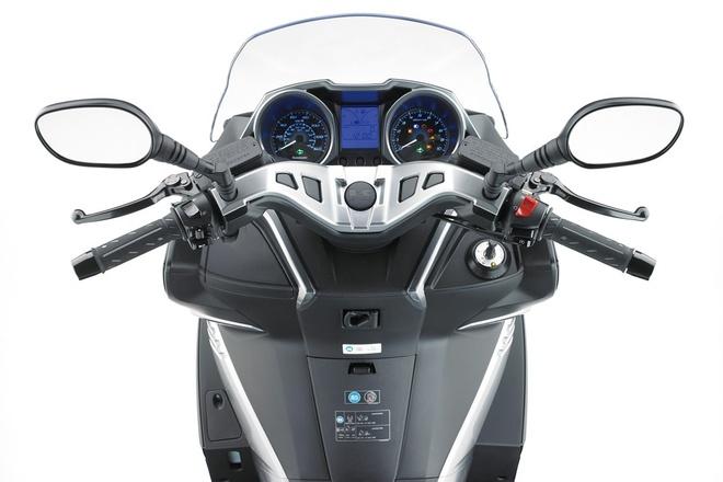 Kawasaki ra mat xe tay ga 125 phan khoi dau tien hinh anh 5