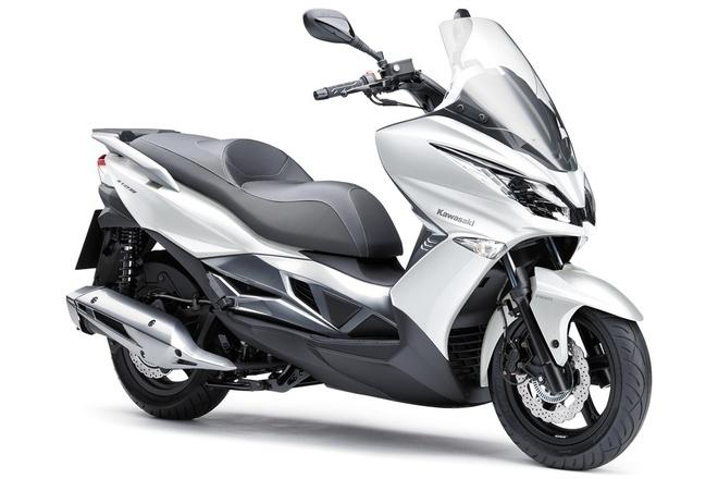 Kawasaki ra mat xe tay ga 125 phan khoi dau tien hinh anh 6
