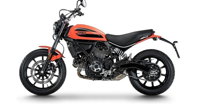 Ducati trinh lang Scrambler Sixty2, gia 8.000 USD hinh anh