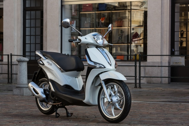 Piaggio mang Liberty ABS den trien lam EICMA 2015 hinh anh 1