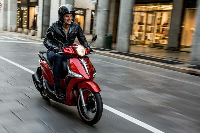 Piaggio mang Liberty ABS den trien lam EICMA 2015 hinh anh 5