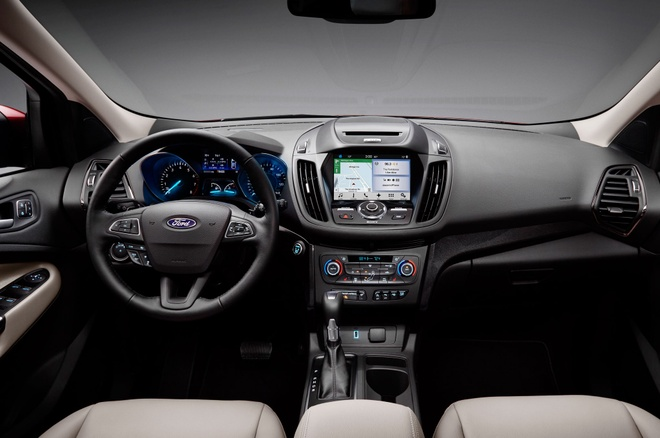 Ford Escape 2017 co thiet ke va dong co moi hinh anh 3
