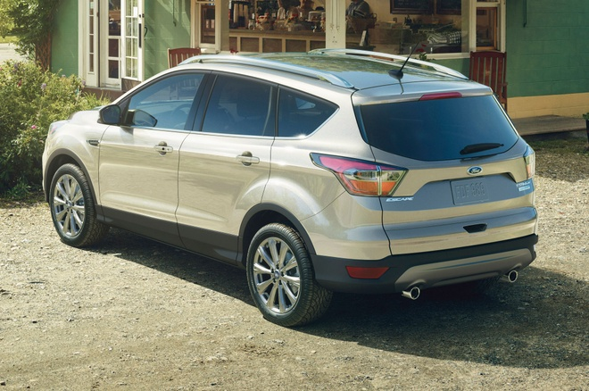 Ford Escape 2017 co thiet ke va dong co moi hinh anh 6