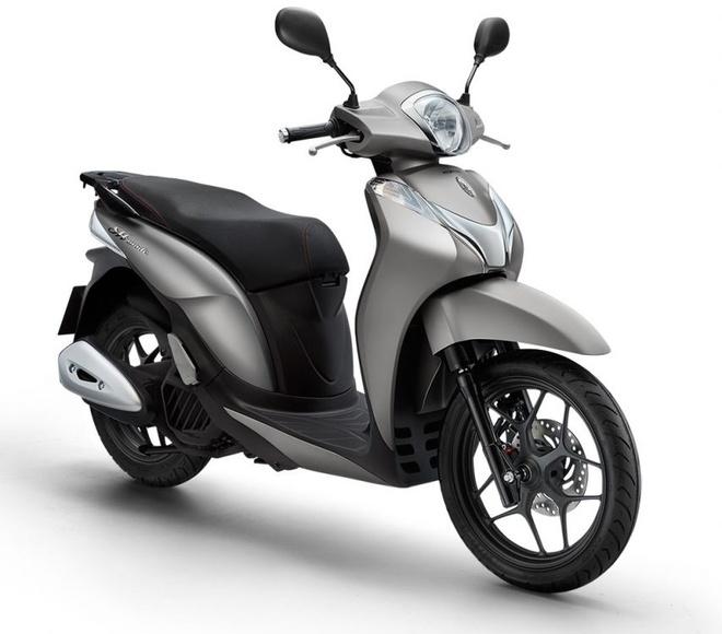 Honda SH mode them phien ban mau moi hinh anh 2