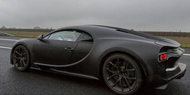 Bugatti Chiron se la sieu xe tot nhat the gioi hinh anh