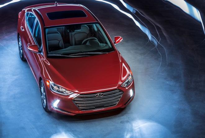 Hyundai Elantra 2017 thay doi toan dien hinh anh 1