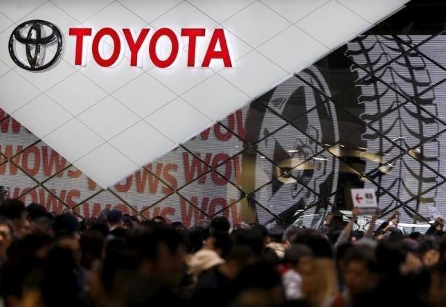 Toyota trieu hoi 1,61 trieu xe tai Nhat Ban do loi tui khi hinh anh