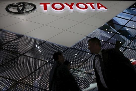 Toyota van la hang xe ban chay nhat the gioi hinh anh