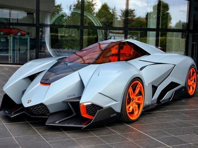 Sieu xe dac biet cua Lamborghini ra mat tai trien lam Geneva hinh anh