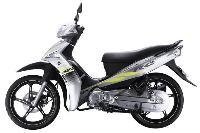 Exciter 150 va loat xe so cua Yamaha thay ao moi hinh anh 3