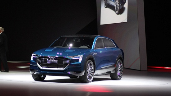 Audi tung concept moi tai trien lam CES 2016 hinh anh 1