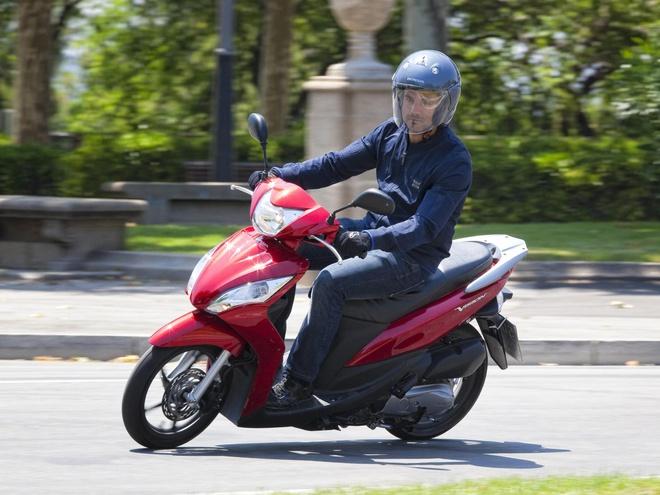 10 xe may Honda ban chay nhat tai chau Au hinh anh 8