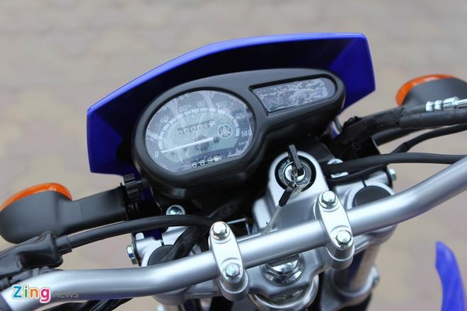 Yamaha XTZ 125 - xe cao cao gia hon 50 trieu tai Ha Noi hinh anh 5