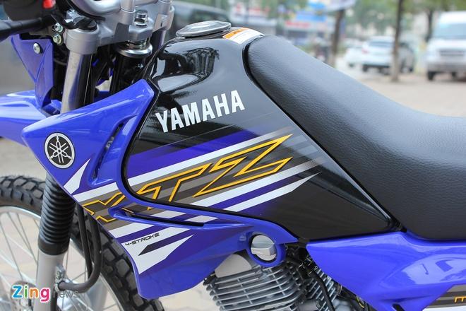 Yamaha XTZ 125 - xe cao cao gia hon 50 trieu tai Ha Noi hinh anh 7