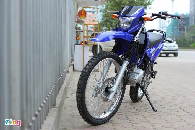 Yamaha XTZ 125 - xe cao cao gia hon 50 trieu tai Ha Noi hinh anh 2