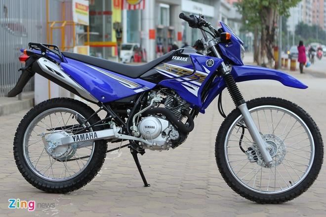 Yamaha XTZ 125 - xe cao cao gia hon 50 trieu tai Ha Noi hinh anh 1