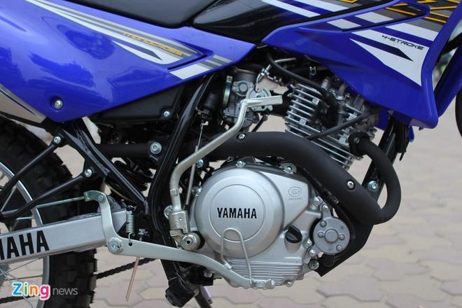 Yamaha XTZ 125 - xe cao cao gia hon 50 trieu tai Ha Noi hinh anh 12