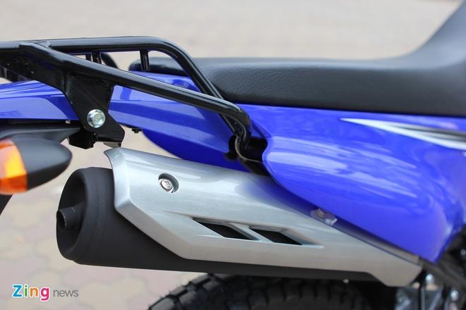 Yamaha XTZ 125 - xe cao cao gia hon 50 trieu tai Ha Noi hinh anh 9